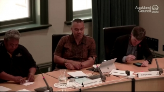 Embedded thumbnail for Auckland City Council Streaming